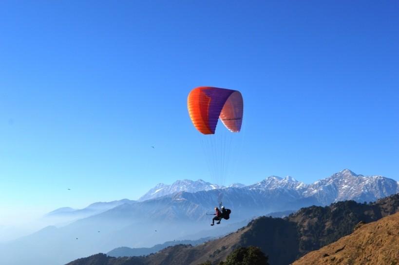 Bir Billing Paragliding Sessions Paragliding In Bir Billing