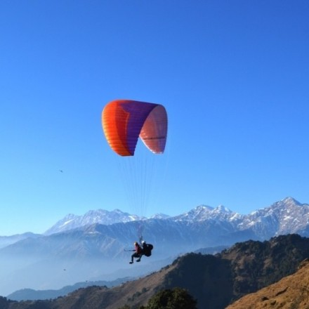 Bir-Billing paragliding