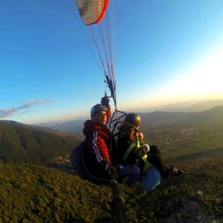 Paragliding experience at Bir