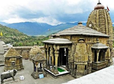 Shiva Temple at Baijnath near Bir
