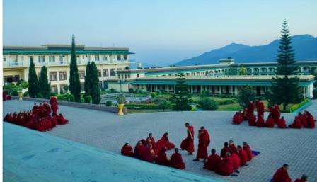 Bir Billing Chountra Monastery