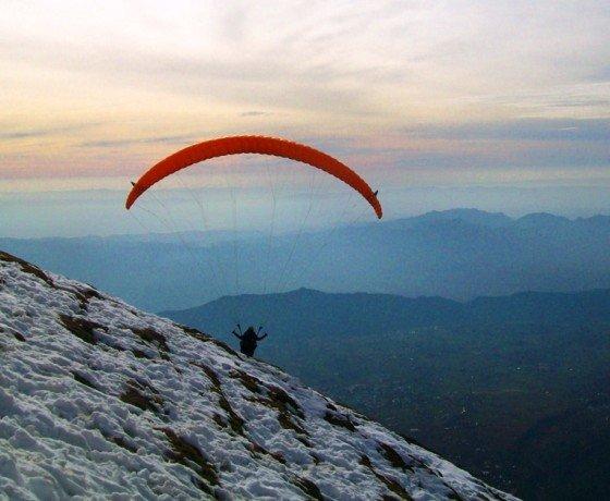 Fly high at Bir Billing