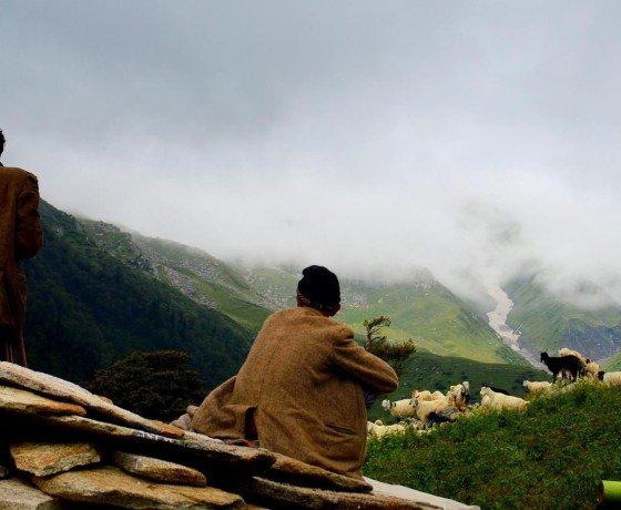 Trek in Manali, Bada Bhangal