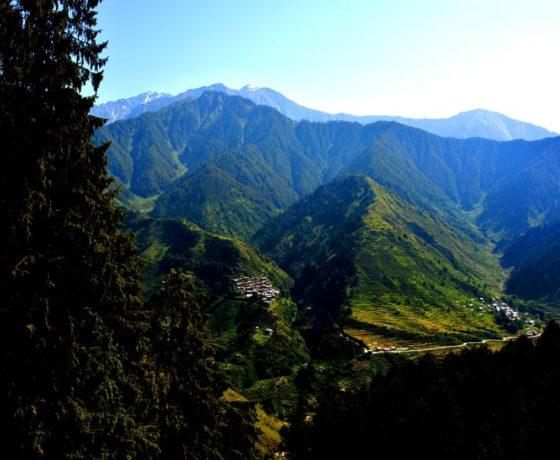 Trek to tribal villages in Raj gundha valley