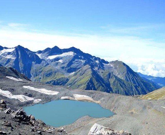 Himachal mountain trekking experience, Thamsar pass