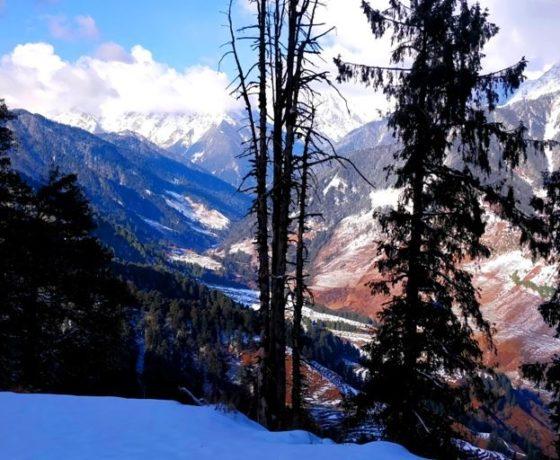Himachal best trek at Rak Gundha in Bir Billing