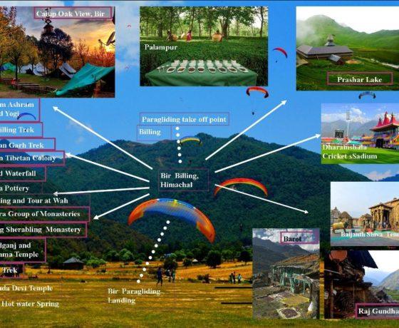 activities to do in Bir Billing Himachal pradesh